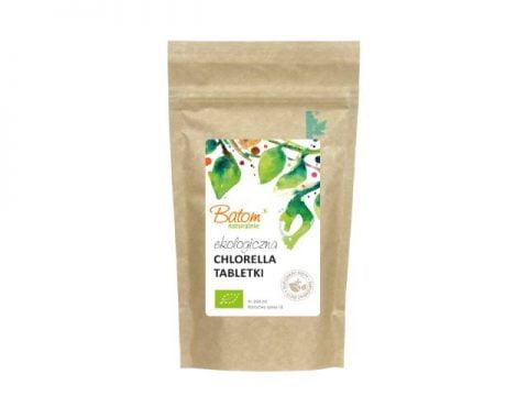 chlorella tabletki bio