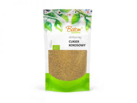 cukier kokosowy bio