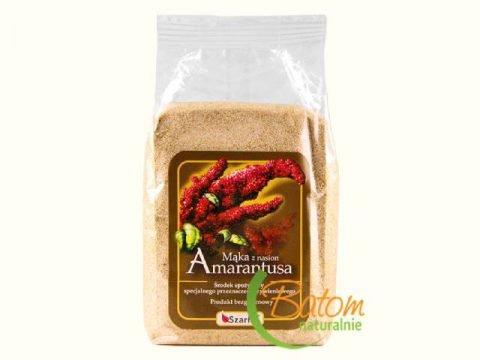 maka bezglutenowa amarantusowa