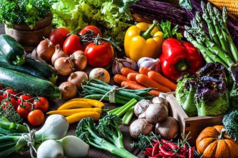 warzywa i owoce ekologiczne